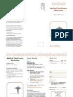 Medical Healthcare Workshop Brochure_v4