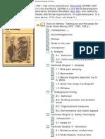 Manual de Herramientas de Mineria