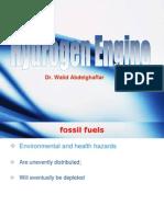 Hydrogen Engine- General
