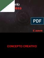 Canon Lanzamiento