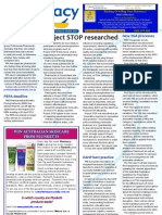 Pharmacy Daily for Wed 10 Apr 2013 - Project STOP, TGA processes, EAHP, new products and much more