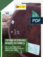 Guía de compra responsable de productos forestales para empresas