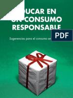 Educar en Un Consumo Responsable - Sugerencias Para El Consumo en Navidad
