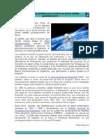 Brasil comienza estudios para construir su primer satélite geoestacionario