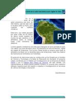 Brasil levantará una torre en la selva amazónica para vigilar el clima