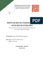 Ing-Electronica 27-10-11 ProyectoDeGrado DisenoDeRedMultimediaParaEntreRios