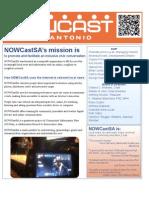 What is NOWCastSA?