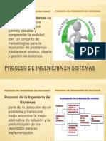 El Proceso de Ingenieria en Sistemas