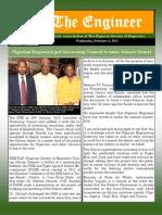 E Newsletter 06 Febraury 2013
