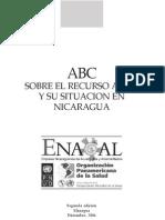 ABC Del Agua en Nicaragua
