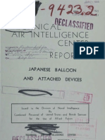 Japanese Balloon Bombs