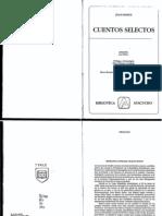88417645 Bosch Juan Cuentos Selectos