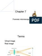 Forensic Microscopy I