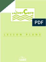 RiverCare Lesson Plan