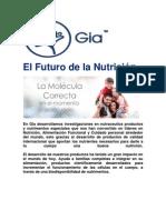 El Futuro de la Nutrición2