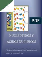 Nucleotidos y Acidos Nucleicos