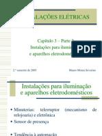Instalacoes Eletricas Cap3 Parte2 Novo
