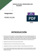 Proyecto de Estructura de Datos