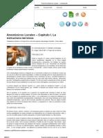 Revisión Anestésicos Locales - I _ AnestesiaR