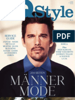 GQ Style Magazin Frühjahr - Sommer 2013 (03-2013) (Club)