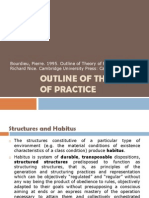 Outline of Theory of Practice
