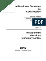 Especificaciones de IETyS T-2