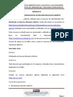 Diiseminacion de Un REA. Luisa Casadei
