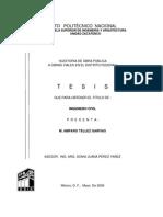 Auditoria de Obra Publica a Obras Viales en El DF