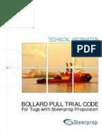 Bollard Pull Code
