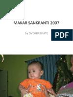 Makar Sankranti 2007