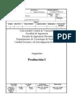 4931 Produccion I