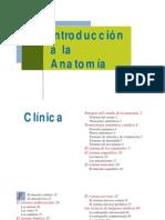 Fundamentos de Anatomía 2003