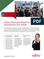 Managed Mobile Fujitsu Android