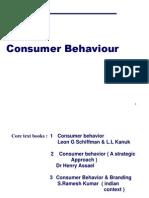 consumer behaviour-introduction