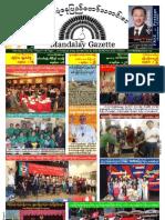 Mandalay Gazette March April 2013
