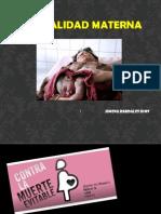 Mortalidad Materna Jime