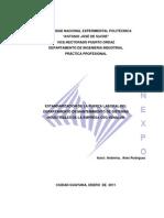 Estandarizacion Fuerza Laboral Mantenimiento Sistemas Industriales