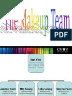 Makup Team Profile
