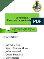 Criminologia 1 (precursores TOMAS MORO, HOWARD, BECCARIA).pptx