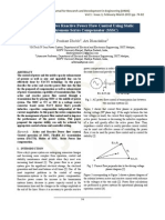 IJRDE-Review of Active Reactive Power Flow Control Using Static Synchronous Series Compensator (SSSC)