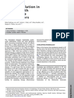 A Fib in Implantable Defibrillator