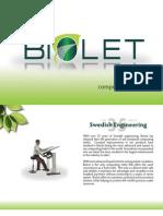 Brochure Biolet