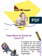 Estudo de Layout