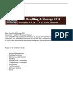 68207293 Coal Handling a Storage