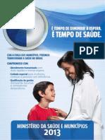 Revista Ms e Municipios 2013