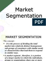 Market Segmentation 1