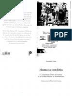 Norbert Elías - Humana conditio (1era parte)