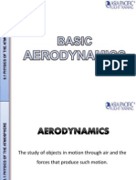 Basic Aerodynamics slide share