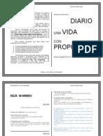 Diario Una Vida Con Proposito