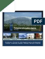 PIA Calabarzon 4 PRs ( April 8-9 , 2013), Dispatch for April 10 , 2013 (Wednesday), 11 Photonews , 10 Weather Watch, 8 Regl.watch , 1 OFWV Watch , 1 PNOY Speech , 15 Online News